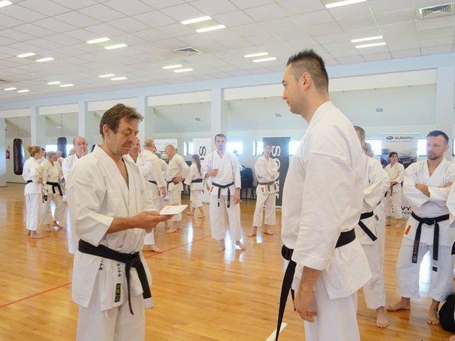 6 Days Karate International Training Camp in Poland