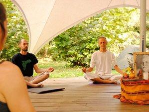 5 Day Hridaya Silent Meditation Retreat in Barcelona Mountains, Girona, Catalonia