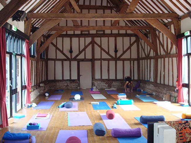 3 Days Nurture & Rejuvenate Yoga Retreat in UK