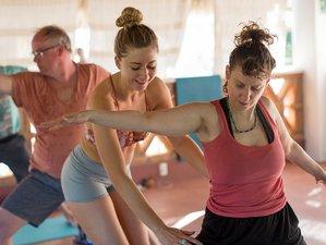 7 Day Close Your Eyes, Come Home Yoga Retreat in Sayulita, Nayarit