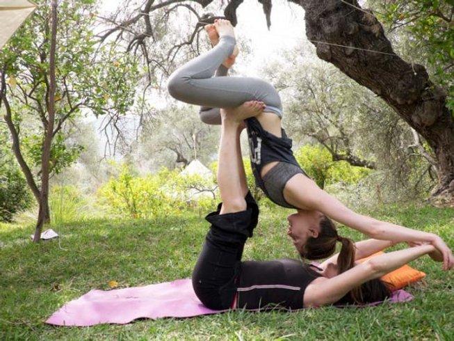 7 días retiro de yoga y caballos en Granada, España