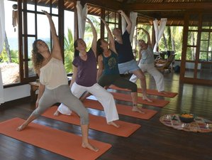 8 Days Prana Veda Meditation & Yoga Retreat Bali