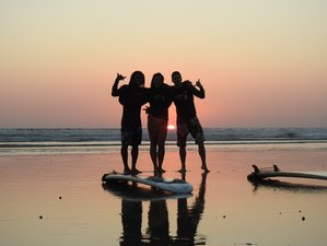 7 Day Budget Surf and Yoga Retreat with Pura Vida Surfers in Santa Teresa, Puntarenas Province