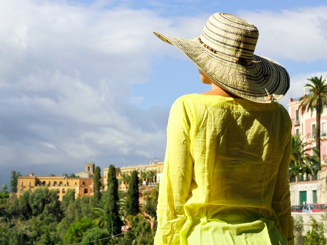 5 Days  Yoga Holiday in Taormina, Sicily
