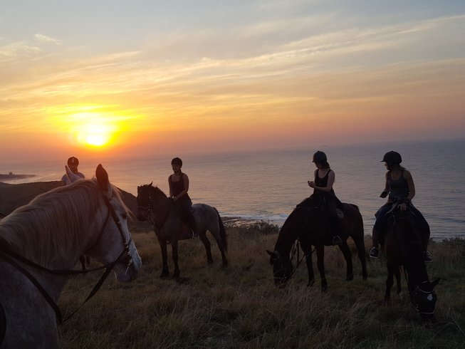 3 Days Wild Coast Horse Riding South Africa