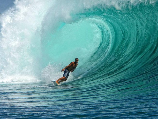 3 Days Surfari Bali Surf Camp
