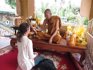 3 Days Divine Healing Thailand Yoga Retreat