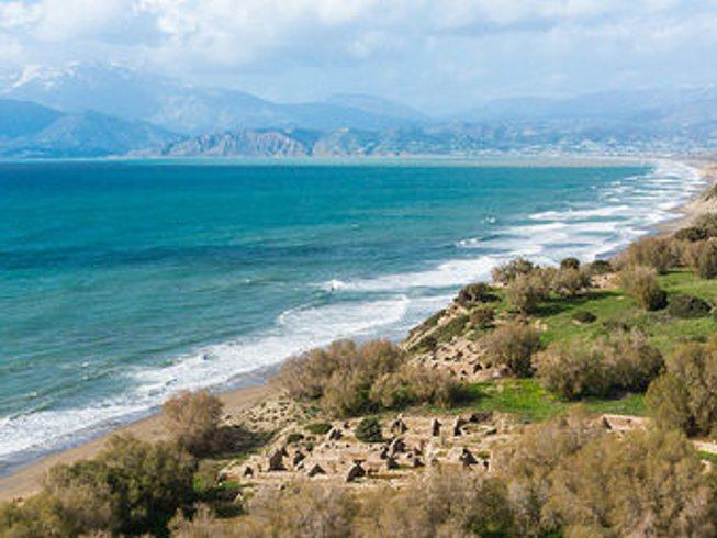 4 Days Foraging Culinary Holiday in Central Crete