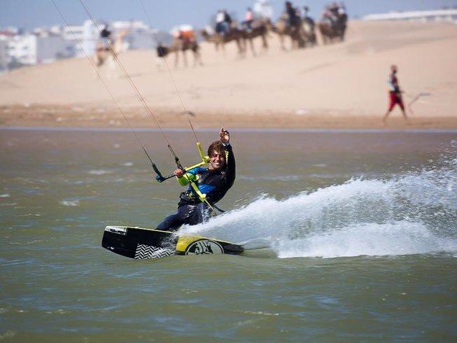 8 Days Kitesurfing Surf Camp Morocco