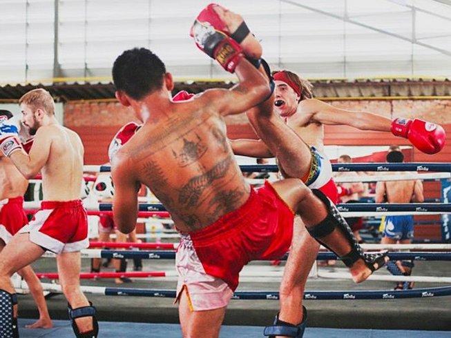 Muay Thai, MMA & Fitness training Camp Phuket Thailand
