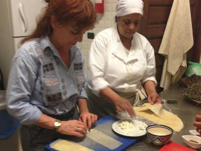4 Days Cooking Holidays in Marrakech, Morocco