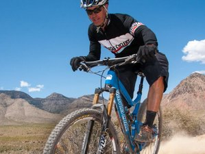 5 Days Death Valley and Red Rock Mountain Bike Tour in USA