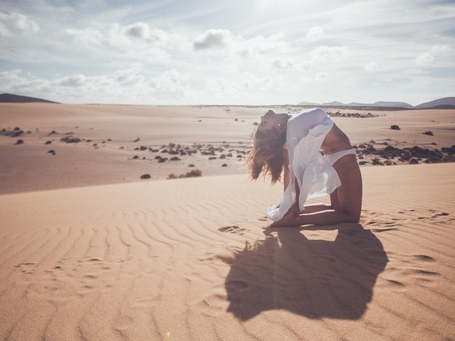 8-Daagse Yoga en Fotoshoot Vakantie op de Kanarische Eilanden, Spanje