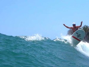 8 Days Astonishing Surf Camp Mexico