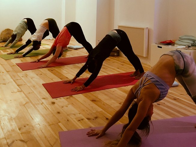 30 jours-200h de formation de professeur de yoga à Vienne, Autriche