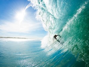 4 Days Adventurous Surfcamp Lombok