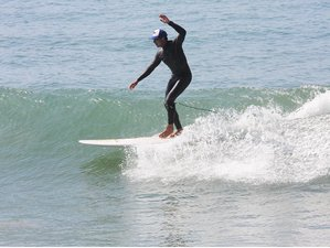 4 Days Wonderful Surf Camp in California, USA