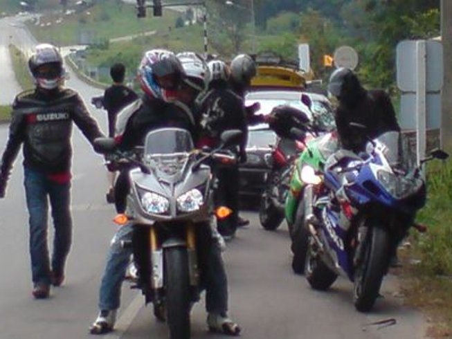 5 Days Lanna Kingdom Motorcycle Tour in Thailand