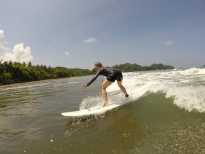 8 Days Women's Surf Camp in Dominical, Costa Rica