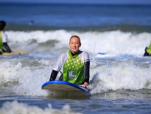 5 Days Getaway Feral Surf Camp in Gironde, France