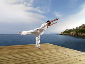 7 Day Voyage to Discovery of the Inner Beauty Yoga Holiday in Crete, Aegean Islands