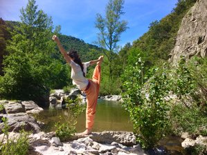 30 Days 200-Hour Ashram Lifestyle Yoga Teacher Training in Ardeche, France