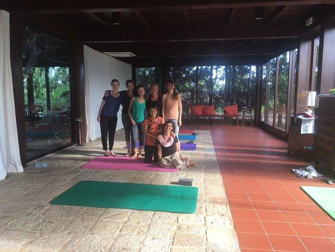 5 Days Ayurveda Yoga Retreat in Puglia, Italy