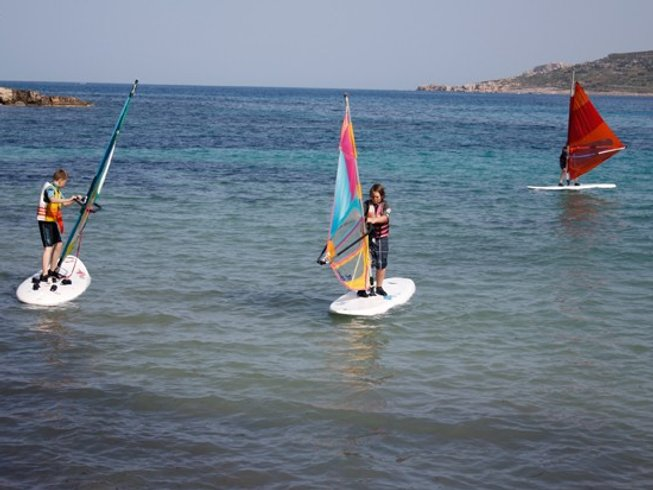 7 Days Windsurfing Holiday in St. Paul Bay, Malta