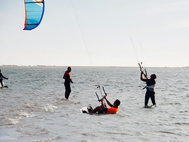 kitesurfing camp portugal
