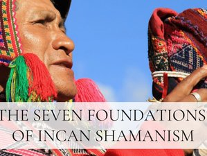 7 Week The Seven Foundations of Incan Shamanism: Level 1 Online Training by Ray Crist