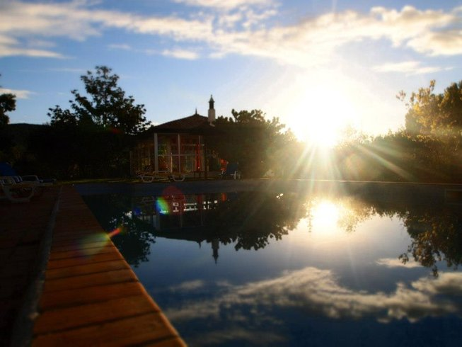 8 Days Yoga and Detox Retreat in Portugal