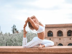 8 Days Luxury Yin Yoga Teacher Training in Marrakech, Morocco