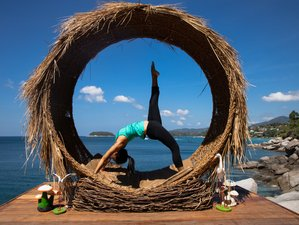 10 Day Yoga Retreat in Karon, Phuket