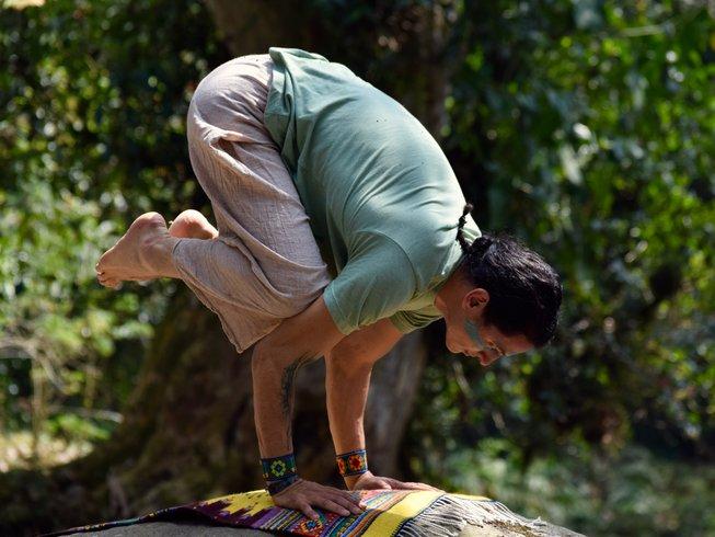 30 días profesorado de yoga de 200 horas en Veracruz, México