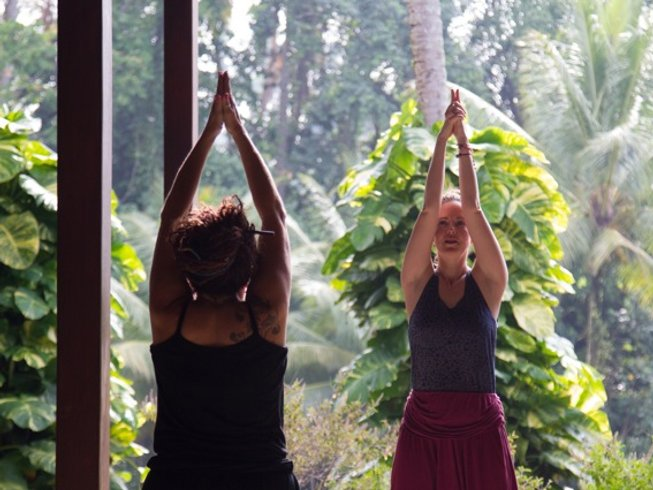 11 Days Detox and Yoga Retreat in Bali, Indonesia