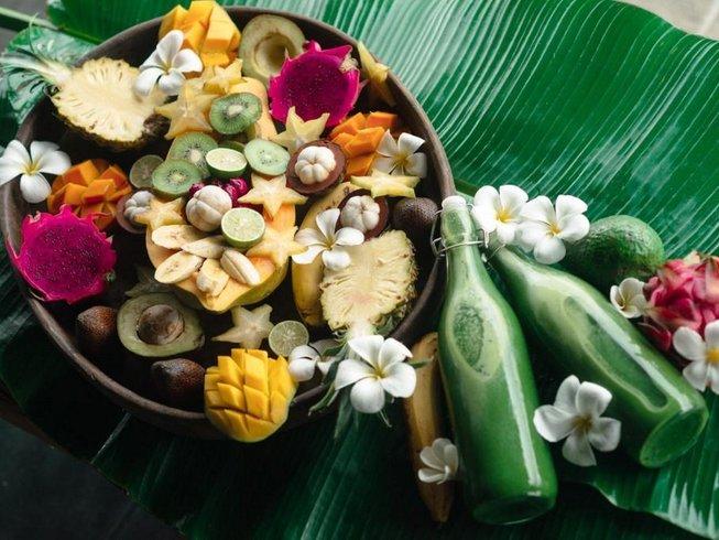 7-Daagse Cabin Crew Speciale Detox Yoga Retraite in Bali, Indonesië