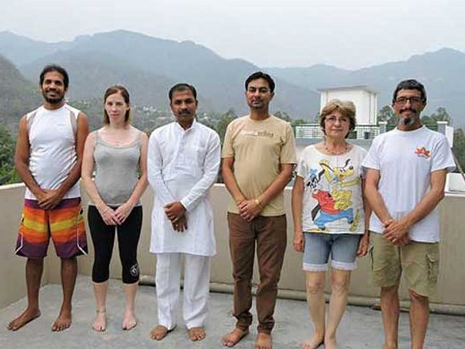 7 Days Beginners Yoga Training in India