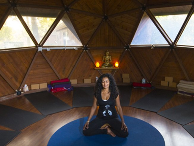 7 Days Yoga, Fitness and Renewal Retreat in California