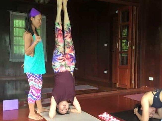 4 Days Vinyasa, Yin, and Ashtanga Yoga Retreat Chiang Rai Province, Thailand