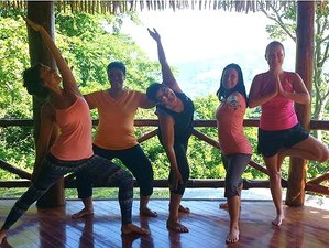 4 Tage Wellness & Natur Yoga Kurzurlaub in Costa Rica