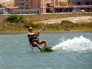 7 Day Fascinating Kite Surf Camp in Praia do Cumbuco, Ceara