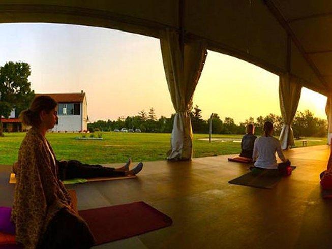 30 Days 300-Hour Yoga Teacher Training in Piedmont, Italy