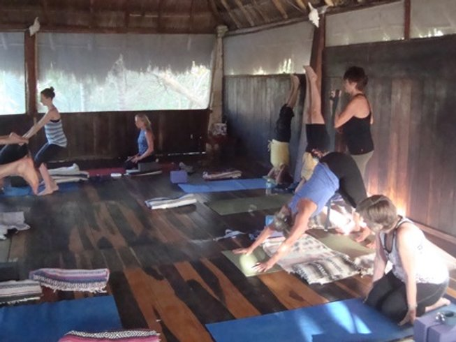 7 Days Intermediate Level Winter Yoga Retreat in Mexico