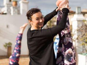 7 Tage Yoga für Familien und Junge Seelen im alten Viertel von Fez, Marokko