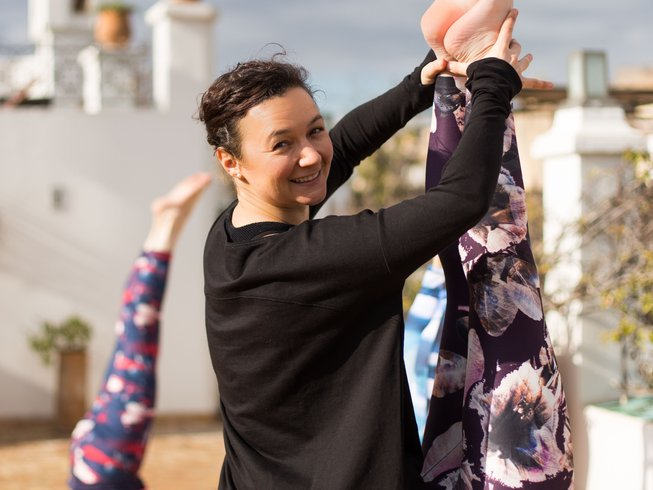 7 días retiro de yoga para familias y espíritus jóvenes en la vieja Medina de Fez, Marruecos