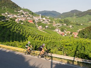 2 Days Guided Cycling Holiday in Treviso, Italy