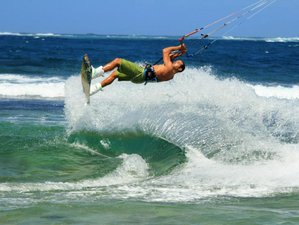 4 Days Advanced Kitesurf Camp in East Coast, Mauritius