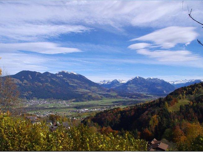 5 Tage Yoga und Wandern in Vorarlberg, Österreich