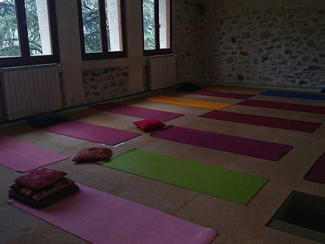 8 Days Ayurveda Cure and Shanti Yoga Retreat in France