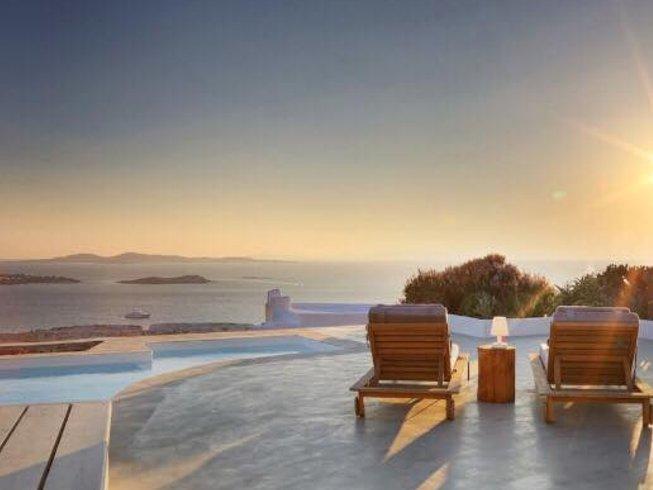 7 Days Fitness, Brazilian Jiu Jitsu, and Yoga Retreat in Mykonos, Greece